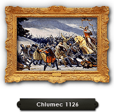 Battle of Chlumec 1126