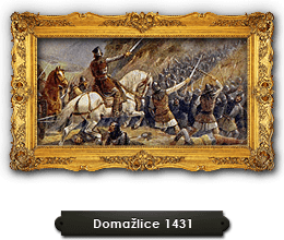 Battle of Domažlice 1431