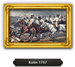 Battle of Kolín 1757