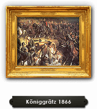 Battle of Königgrätz 1866