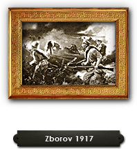 Battle of Zborov 1917